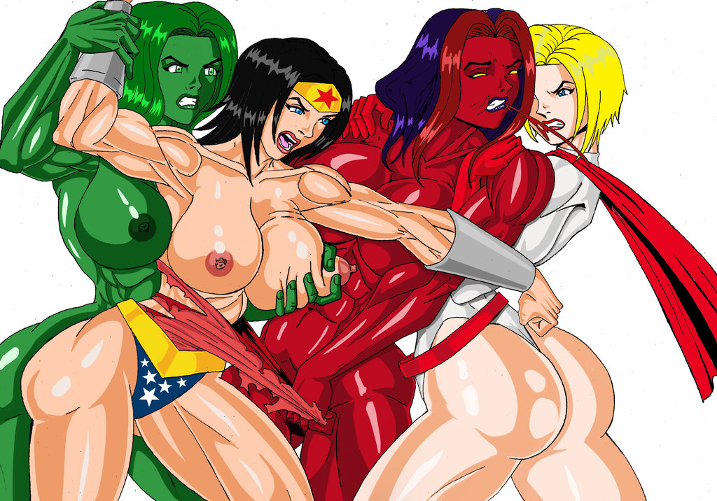 hulk red hulk she vs Classroom of the elite