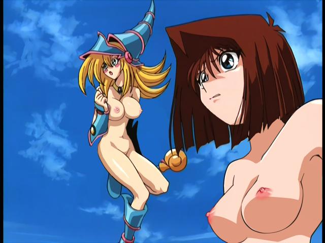 dark girl nude yugioh magician Rule 32 league of legends