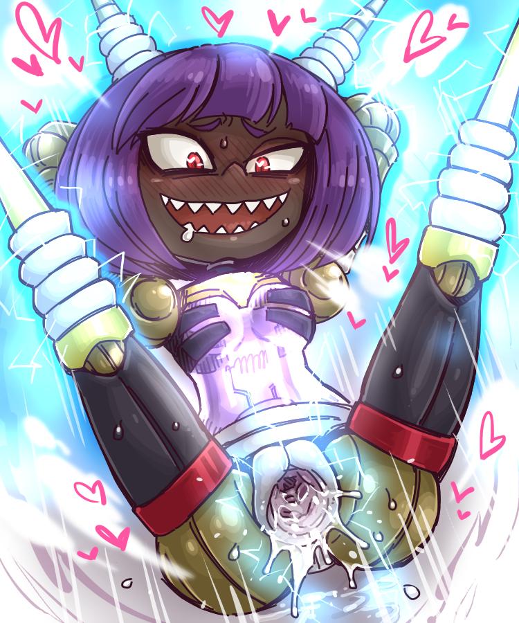 e call mighty no 9 Miss kobayashi's dragon maid fafnir