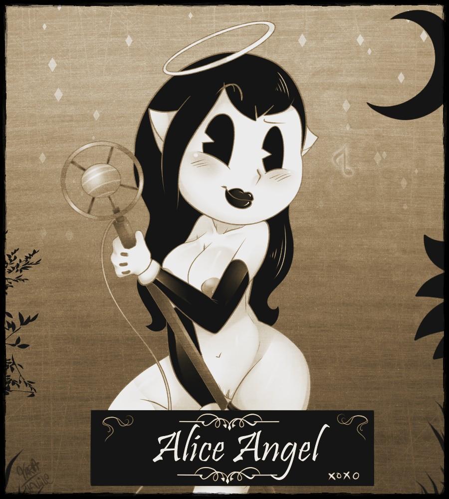 alice ink angel and porn the bendy machine Akame ga kill chelsea hentai