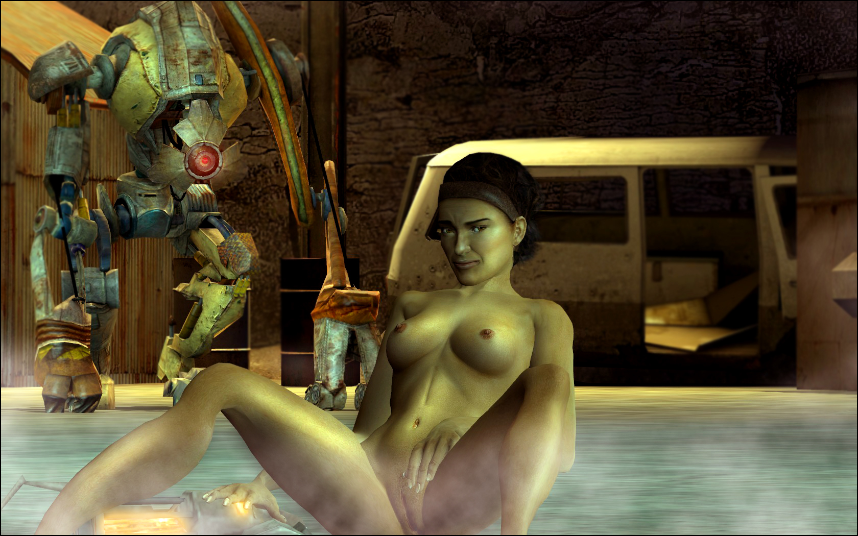female fallout mod nude 4 Stamina wheel breath of the wild