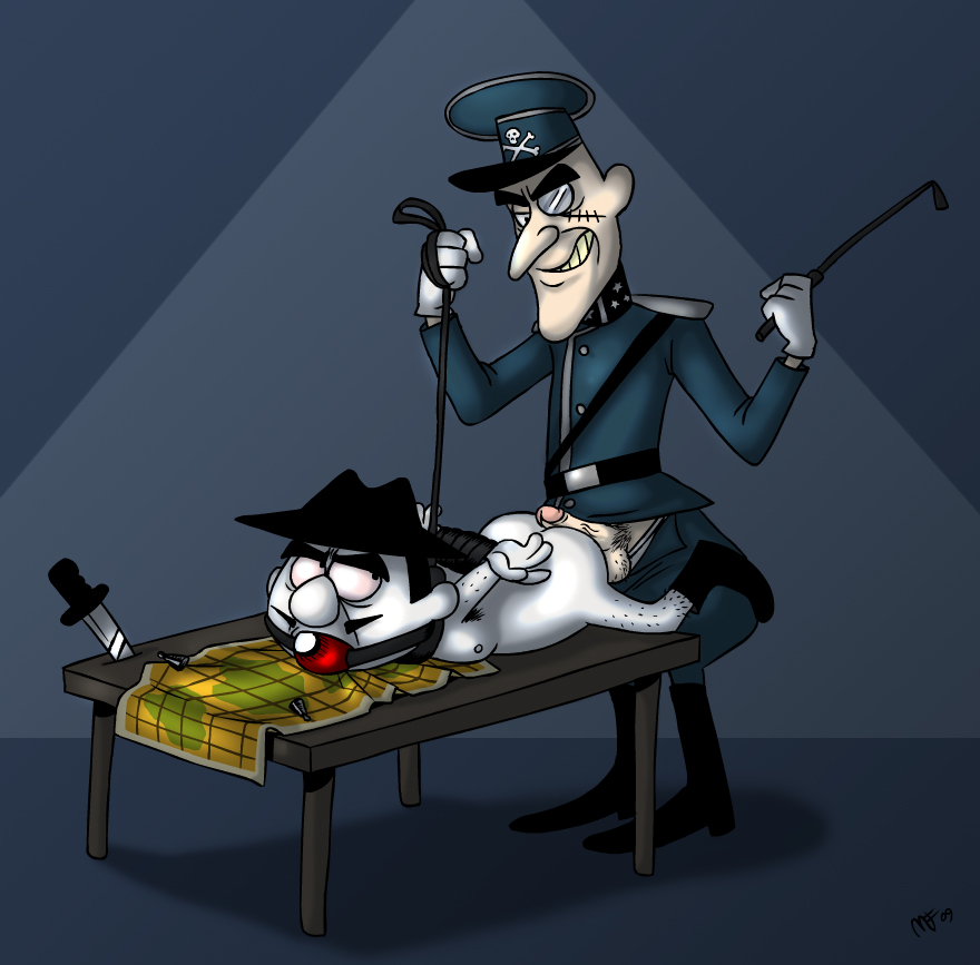 and rocky right bullwinkle dudley do Change! ~ano musume ni natte kunkun peropero~