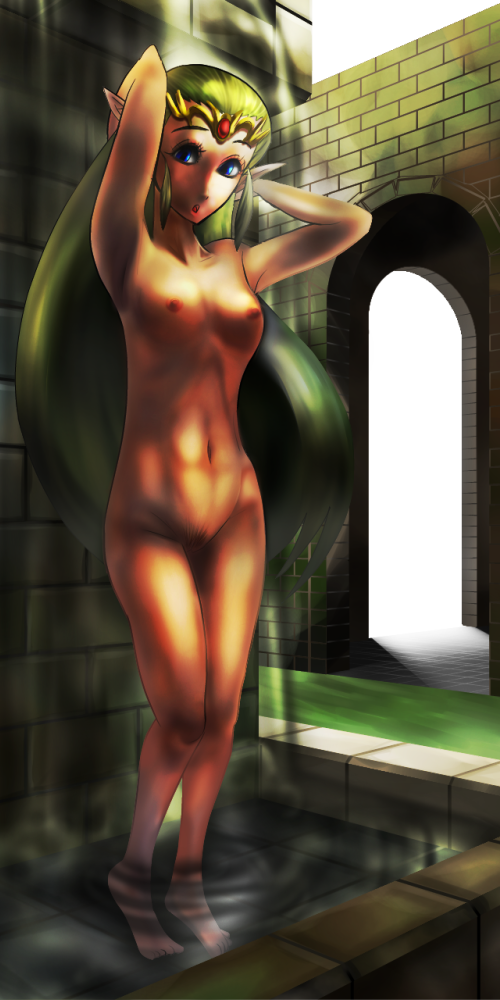 legend ocarina zelda of redead of time Scp-2547-1