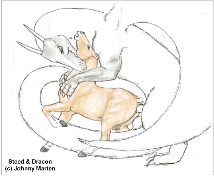 horse gif with human mating Gakuen de jikan yo tomar