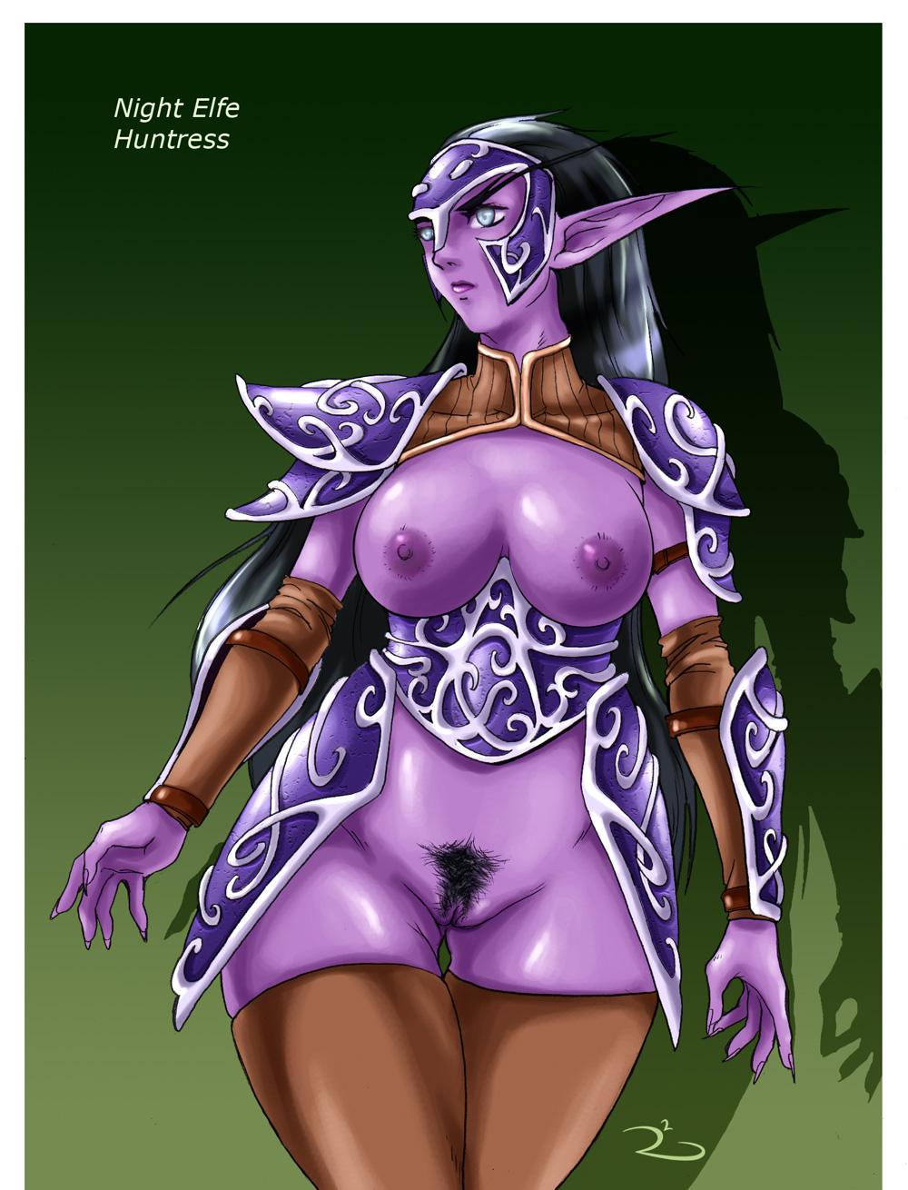 of world elf dark warcraft Yu-gi-oh cosplay