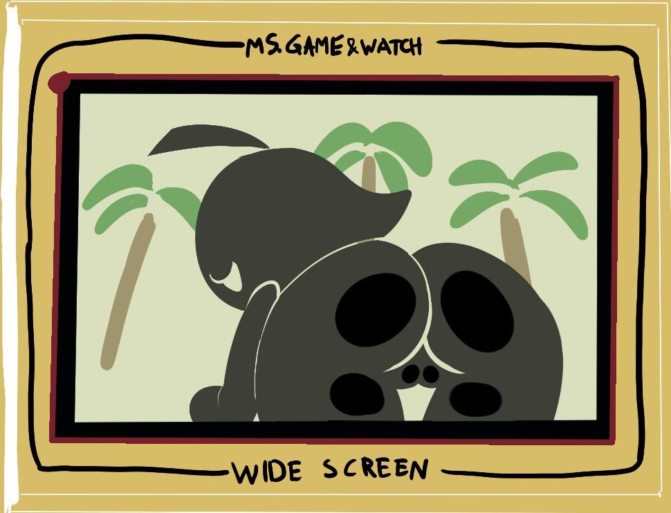 game watch and mr. Sono hanabira ni kuchizuke o
