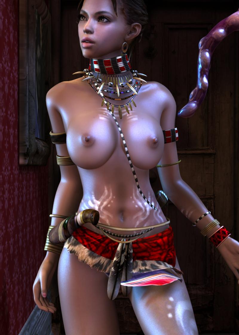 evil 4 resident ashley costume alternate Final fantasy 7 tifa nude