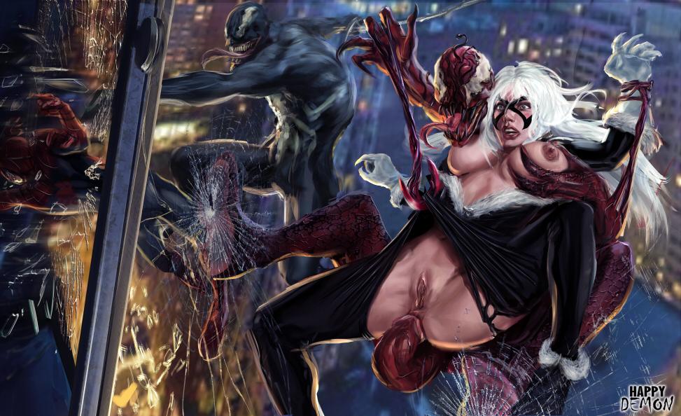 spider cat man porn black Raven teen titans go nude