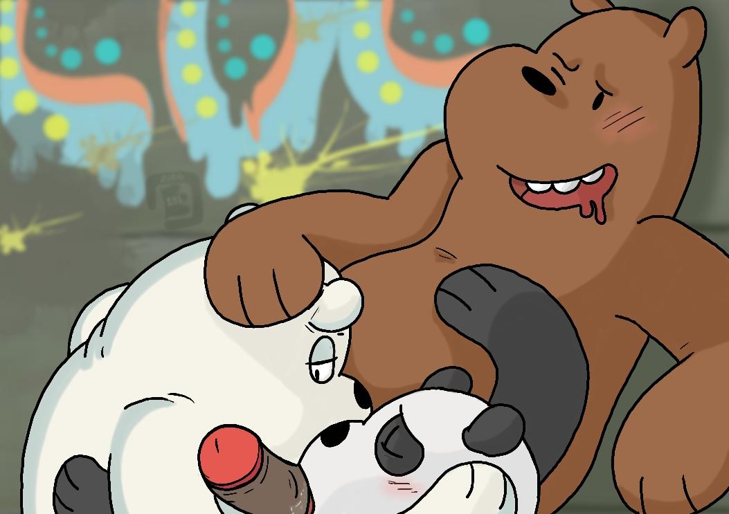 charlie we on bare bears The amazing world of gumball season 6 episode 43