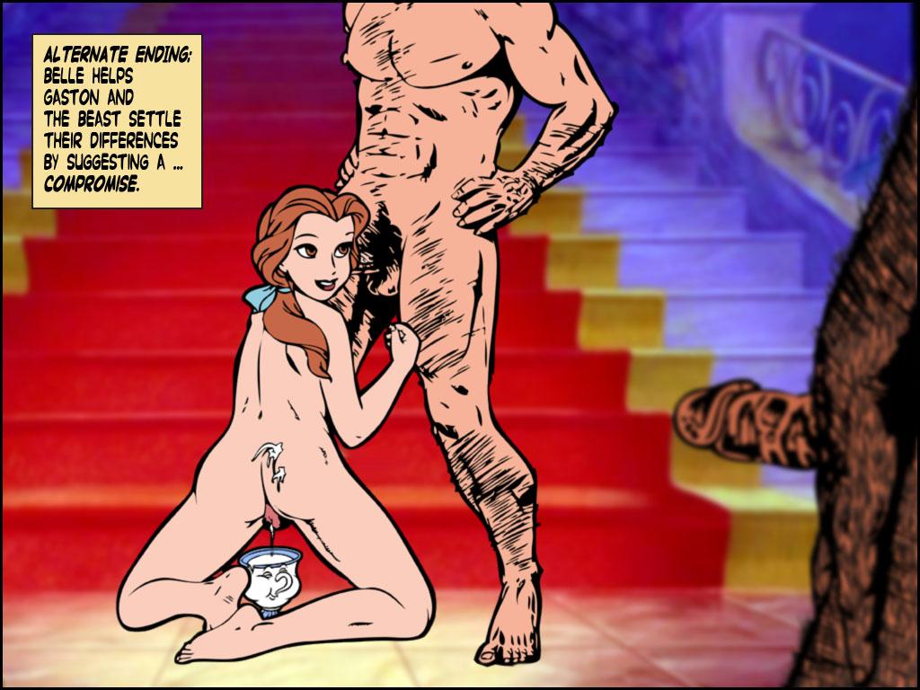 beauty human fifi the beast and Sinner! (sillygirl)