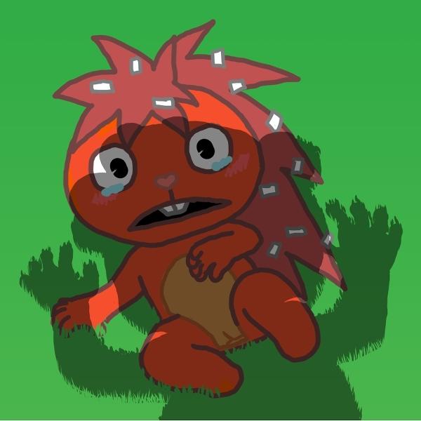 friends happy tree anime flippy Teenage mutant ninja turtles nude