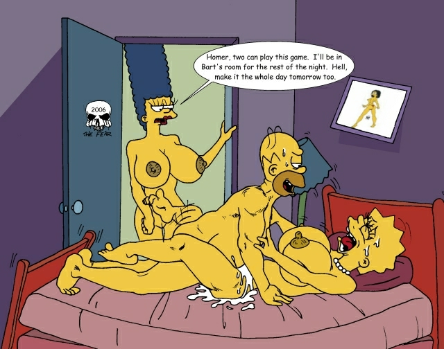 simpsons the the multiverse into Rule 43 of the internet xkcd