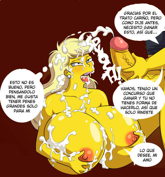 simpsons the from marge naked The legend of korra naked