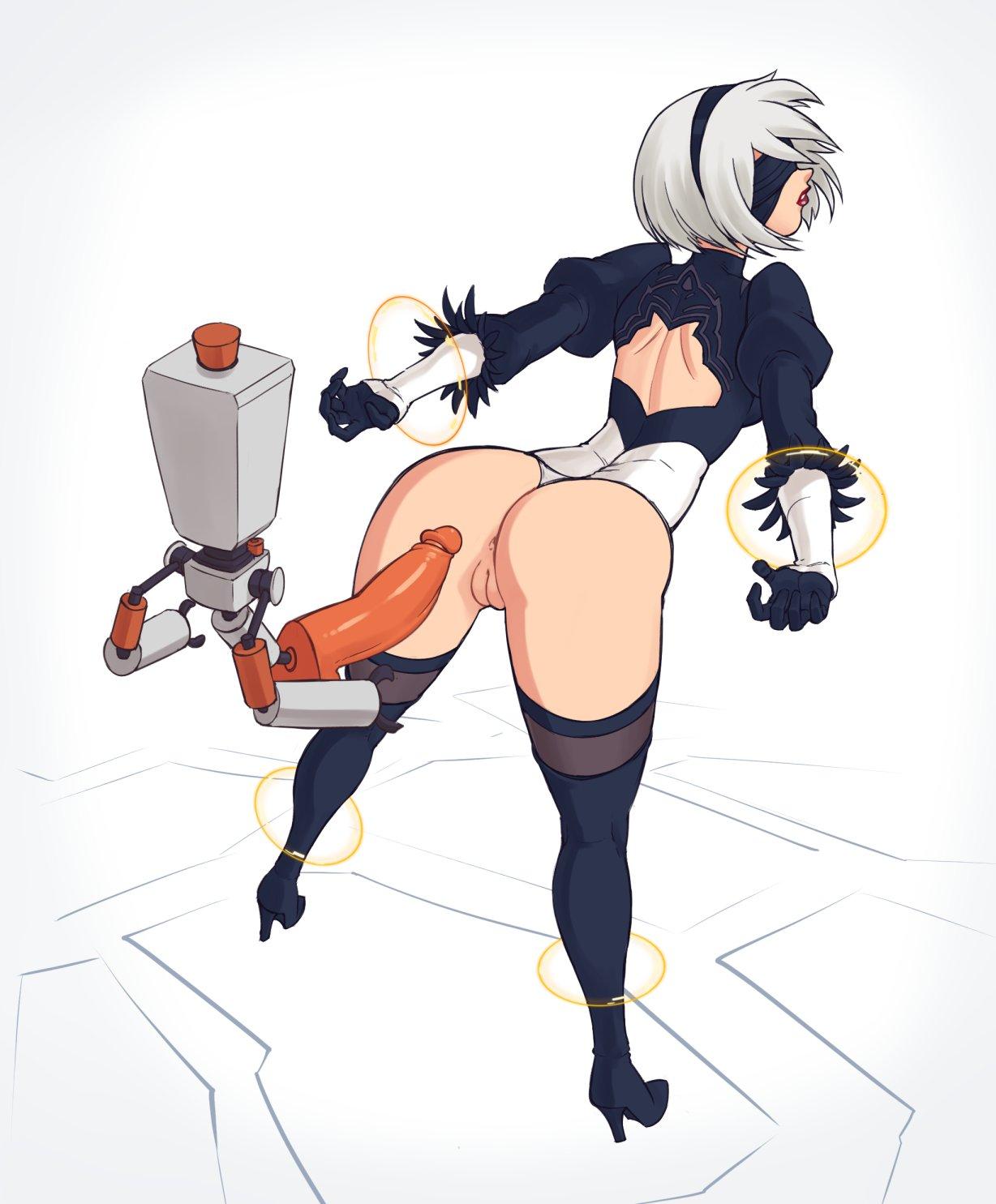 issue blade yorha nier automata Why did hentai haven shut down