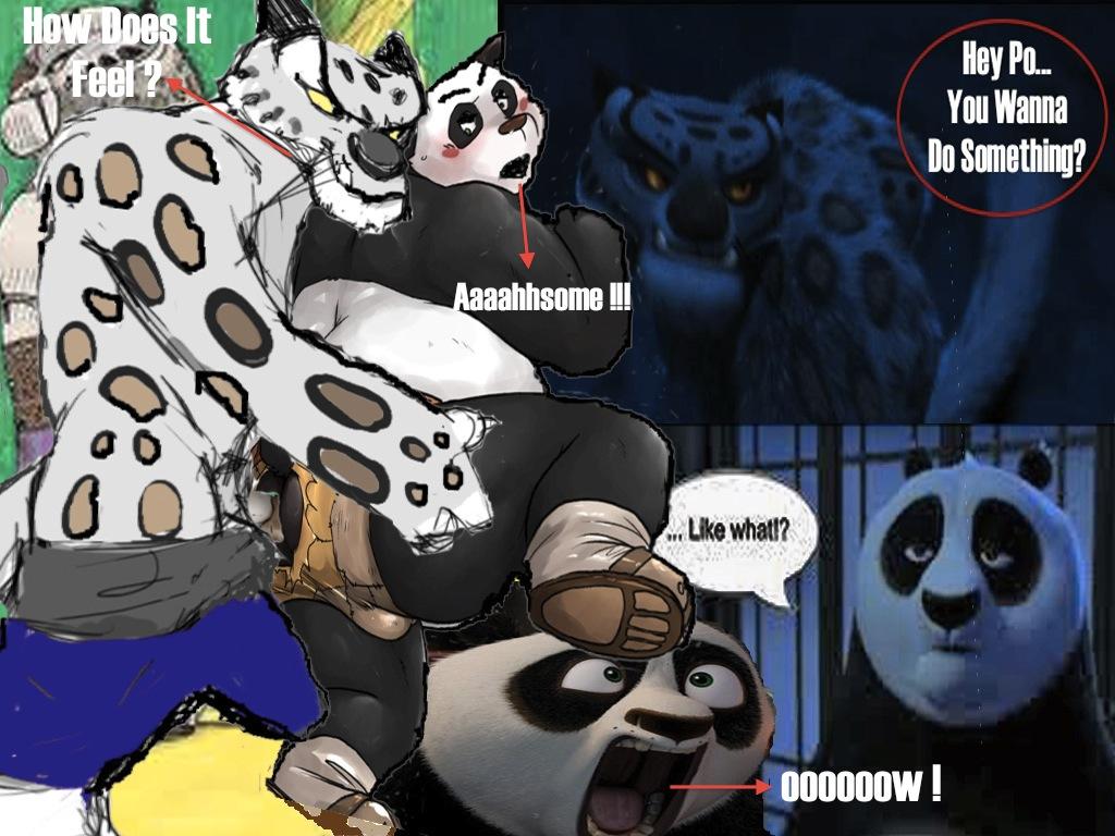 panda fu kung master viper Buta no gotoki sanzoku ni