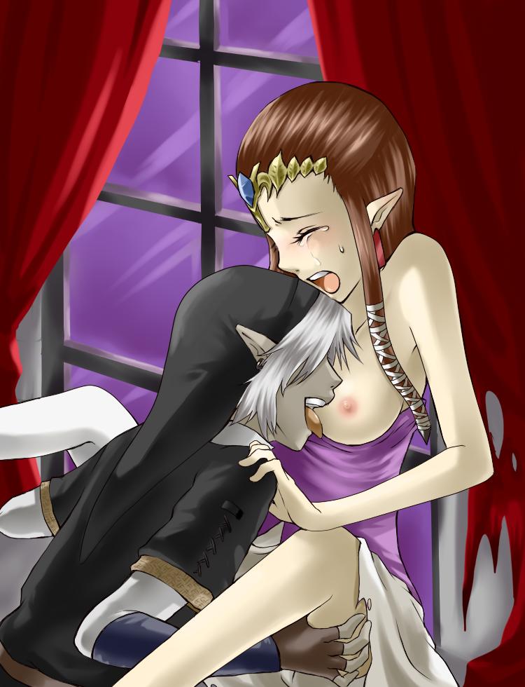 legend twilight zelda princess ilia of Kono subarashii sekai no shukufuku wo!