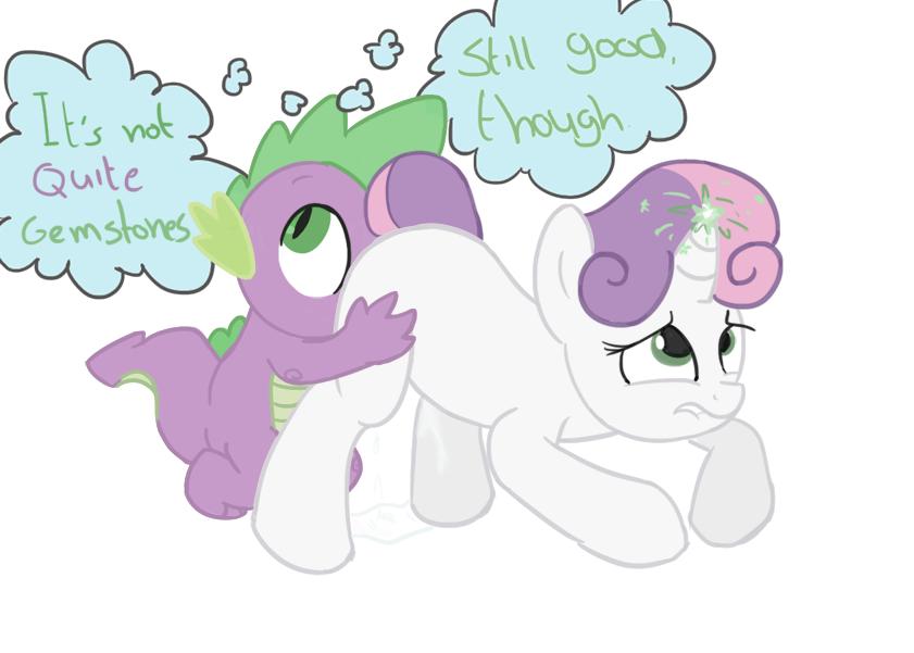 pony tlckle magic my friendship is spike little Clementine walking dead season 4