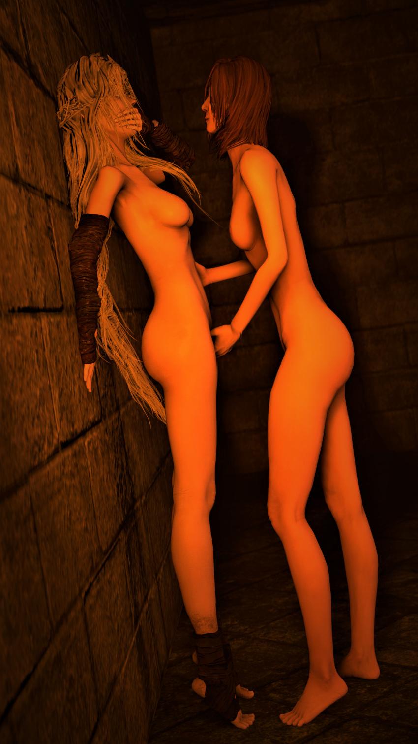 souls dark dancer booty 3 Male frisk x female chara lemon