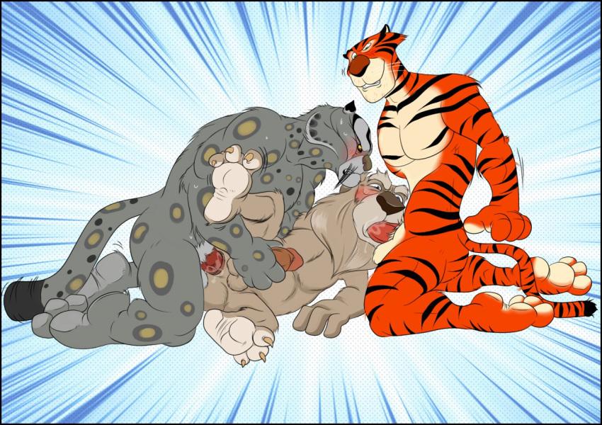 viper kung from fu panda Busou shoujo machiavellianism