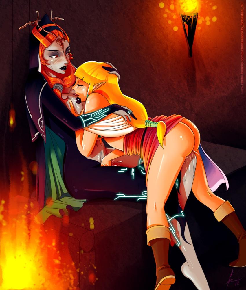 7 ace princess combat rosa Demon king daimao