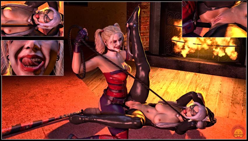 quinn x nightwing porn harley Renkin san-kyuu magical pokaan