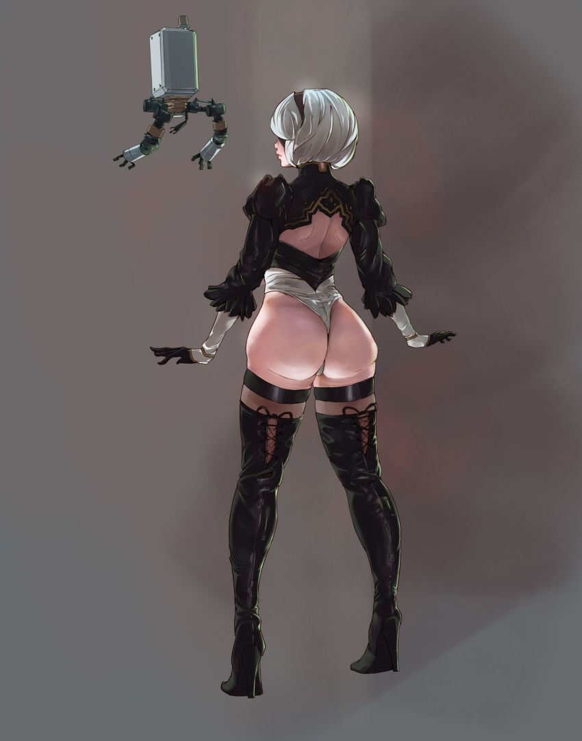 yorha issue blade nier automata Eleanor from 8 crazy nights