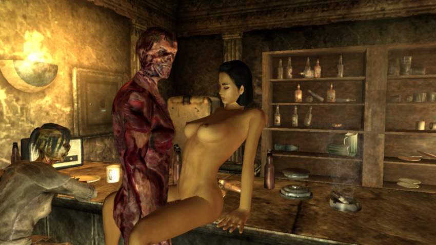 antagonizer fallout mechanist 3 or Beauty and the beast yaoi