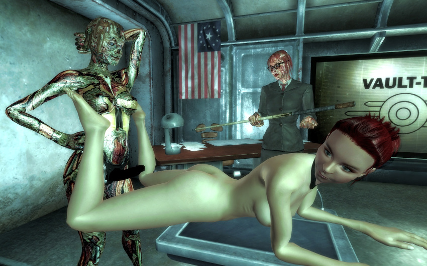 fallout gif porn piper 4 The world ends with you