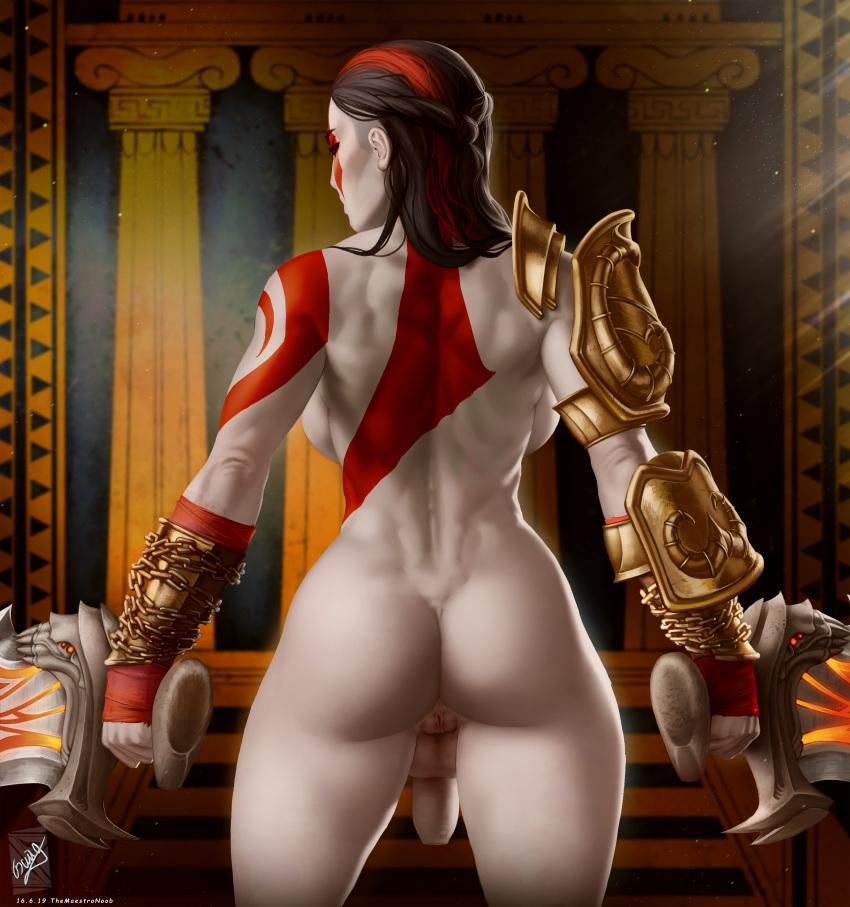 god of nude war 4 Haiyore! nyarlko-san