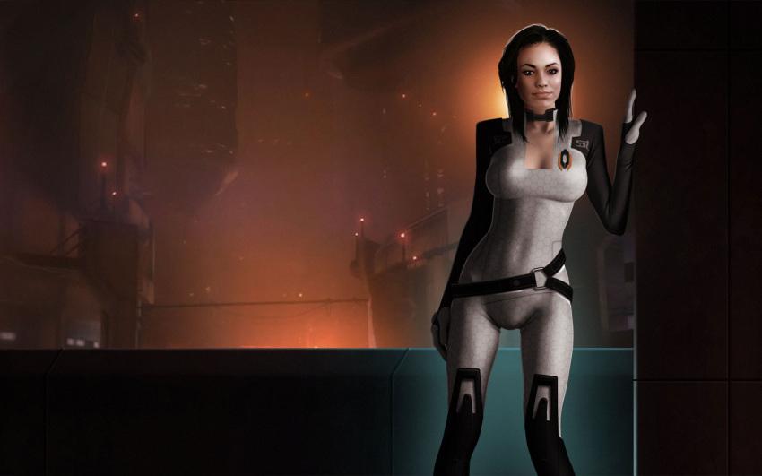 mass effect lawson miranda 2 Love death and robots yan