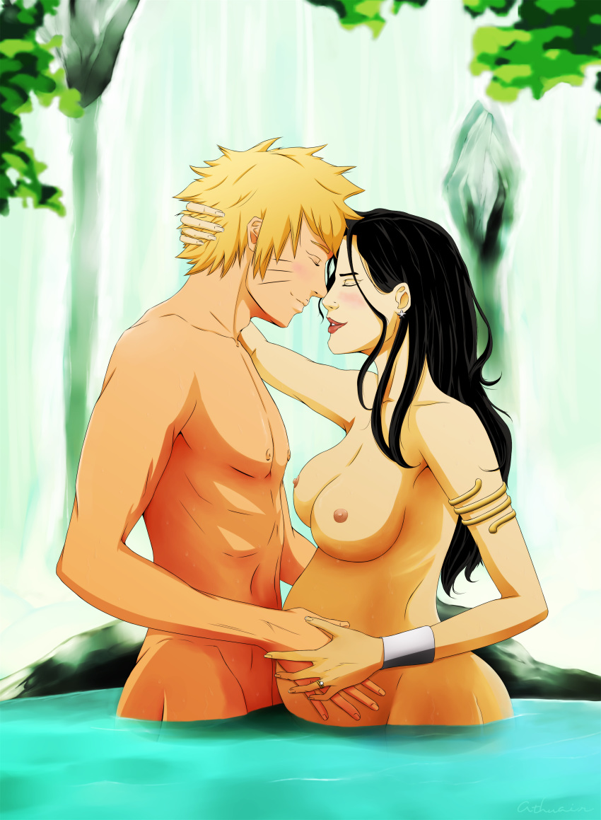 gets fanfiction naruto nibi pregnant Your turn to die yabusame