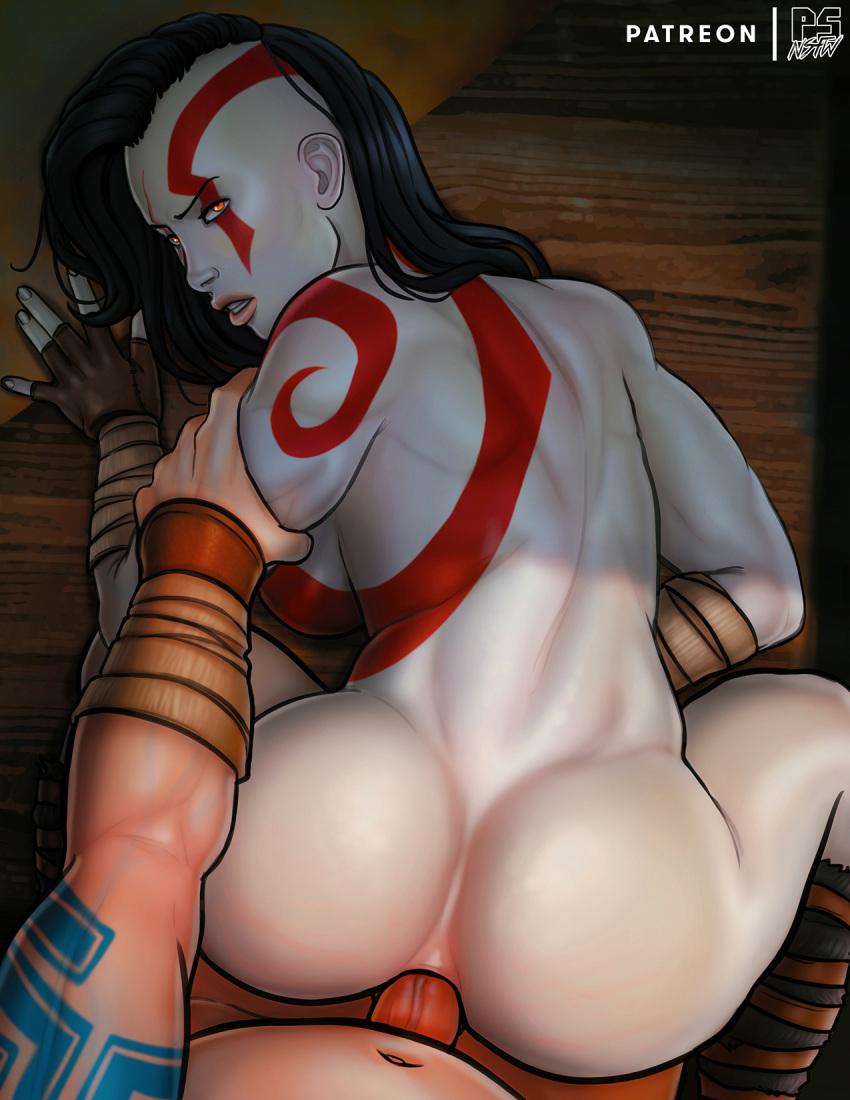 4 of sex god war Kasumi dead or alive 6
