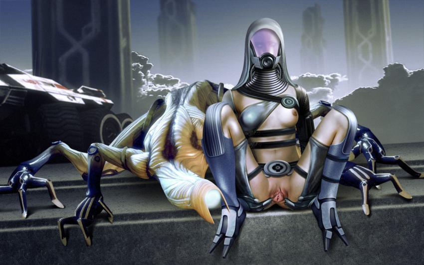 normandy vas zorah tali face Venus de milo ninja turtle