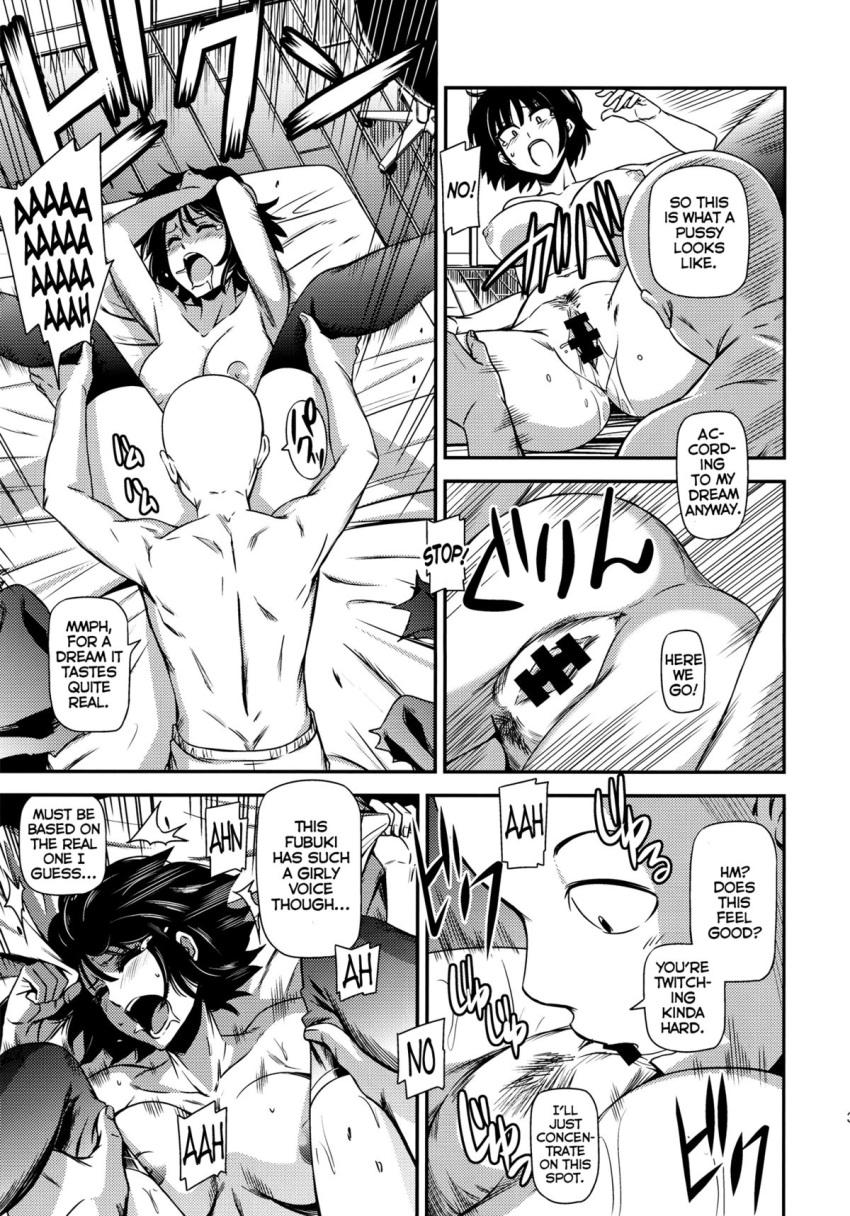 fanart man fubuki one punch Kya the legend of korra