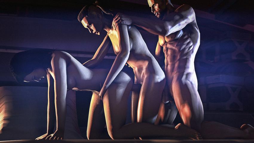 futa effect male mass on Far cry 5 nude mod