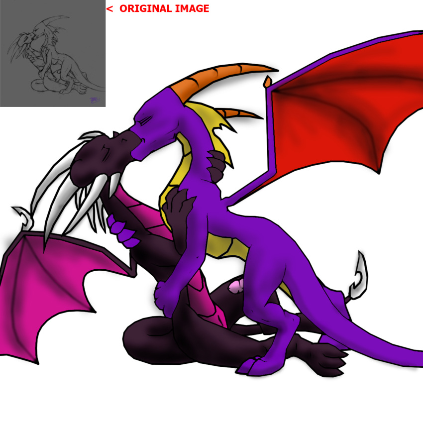 and fanfic human spyro cynder Binding of isaac mask of infamy