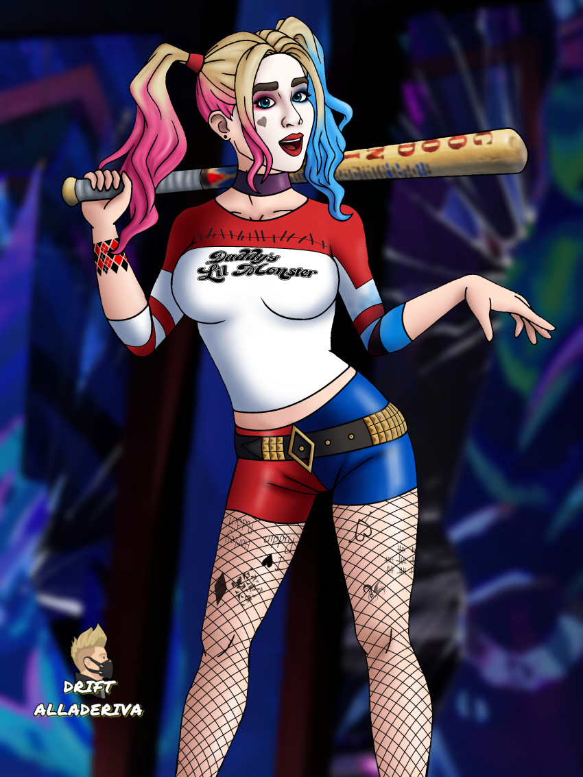 of harley nude pictures quinn Parasite in city animated gifs
