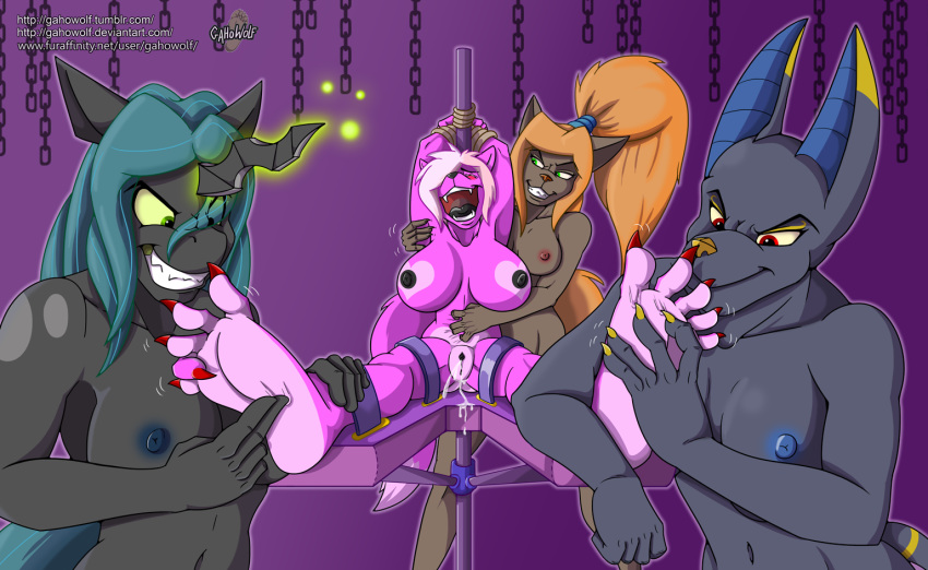 my torture pony tickle little My little pony sex gifs