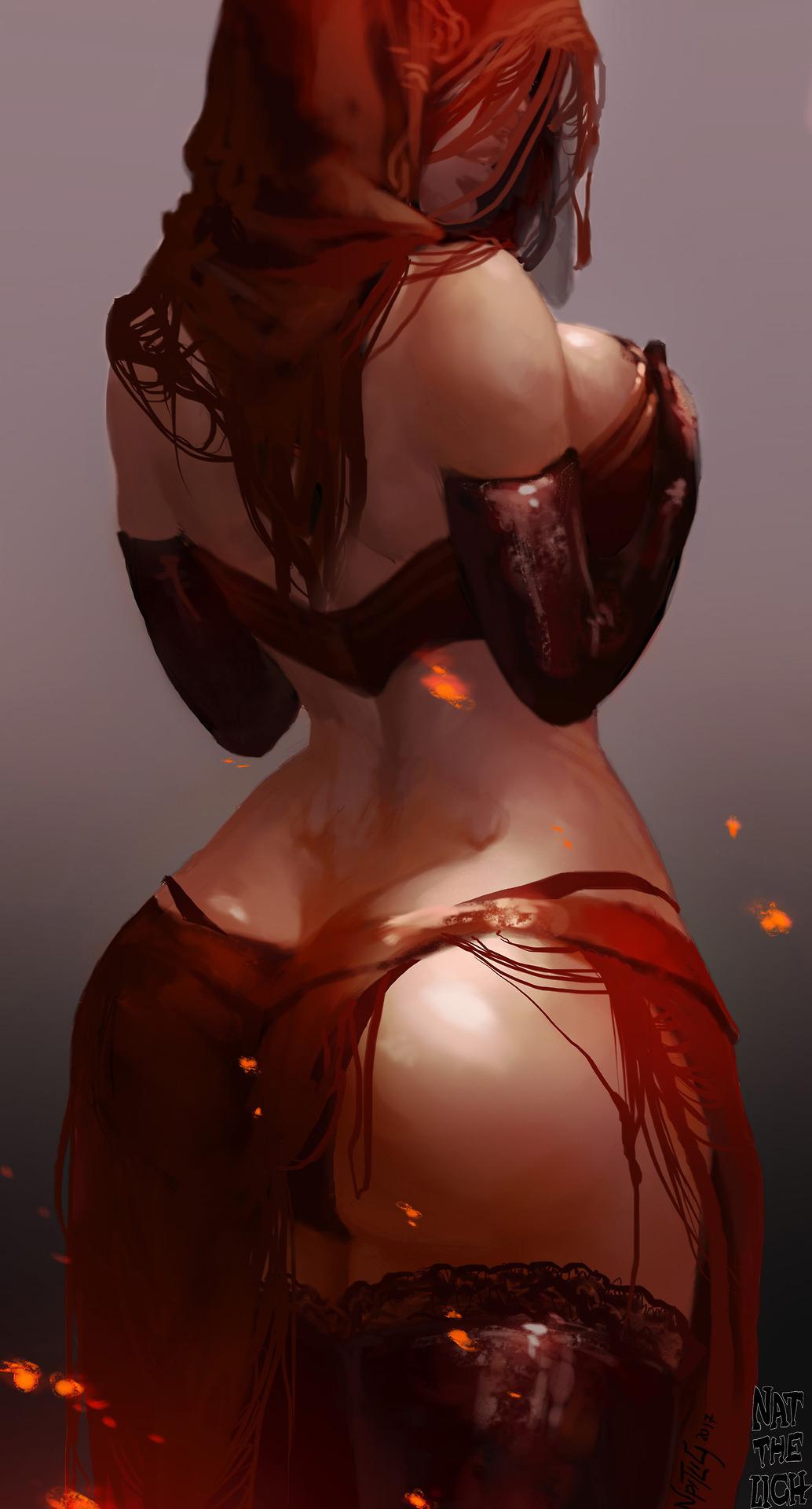 2 sorceress rosabeth desert souls dark Renkin san kyuu magical pokaan