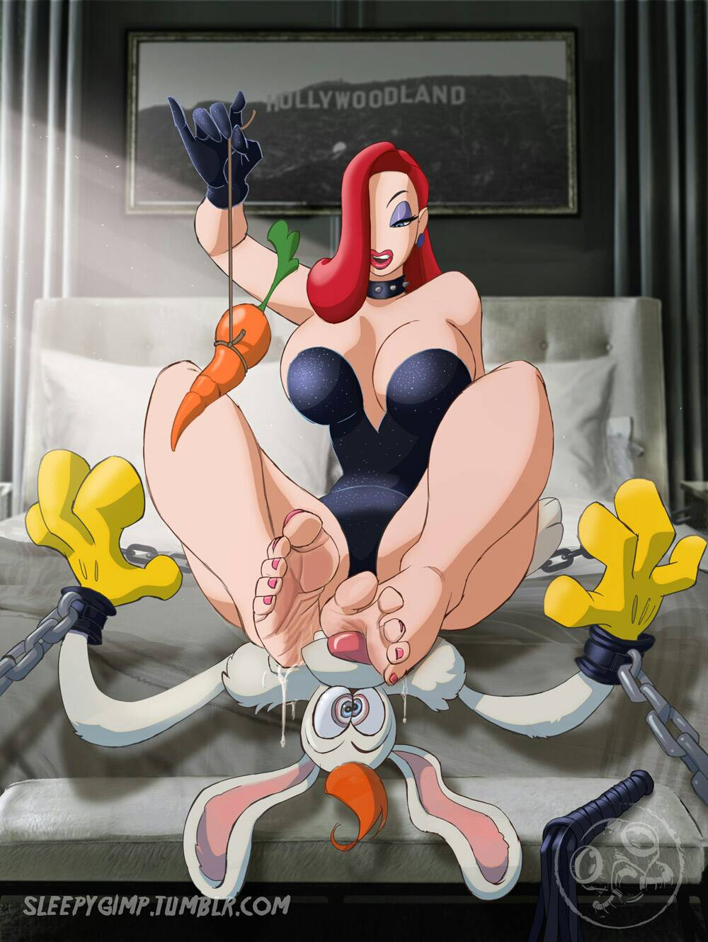 rabbit roger rabbit porn jessica and Fairy tail dragon cry erza bunny