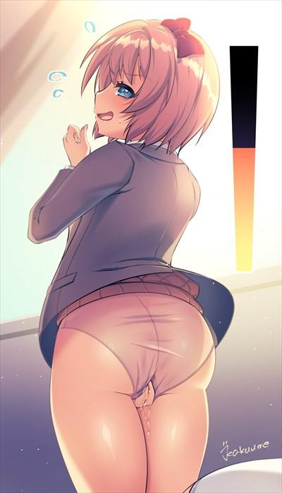 doki doki sayori literature club naked Jackie chan adventures jade hentai