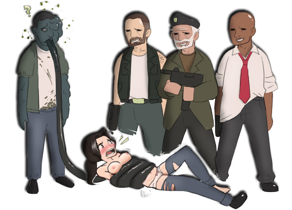 for nick 2 left dead Detective girl of the steam city cg
